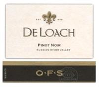 Deloach Vineyards Pinot Noir Ofs